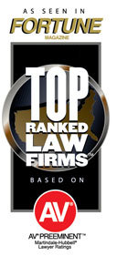 Top Law Firm by Fortune Magazine